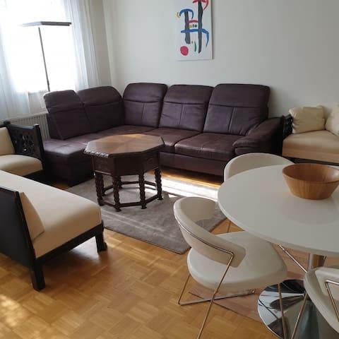 living room - Wohnzimmer -  salle de séjour