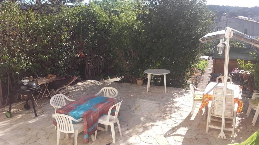 Rez de jardin, aux portes de Marseille. - Les Pennes-Mirabeau - Lägenhet