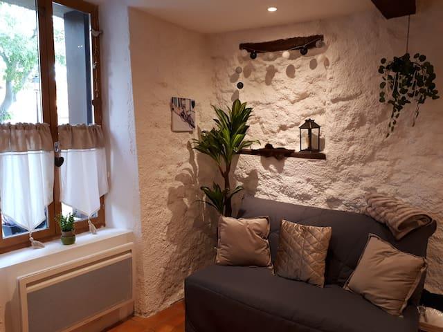 Studio cosy dans les Corbiéres