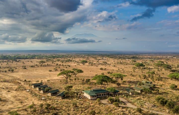 Amboseli, Kibo Private Wing