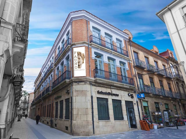 Fauno Apartments Astorga