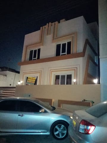 Flats rent for monthly basis in alkhuwair Muscat