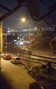 NEAR GOLDEN HORN, PUBLIC TRANSPORT - Eyüp/İstanbul - Daire
