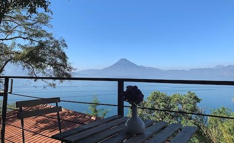 Casita Tzunun'ya cozy casita with stunning views