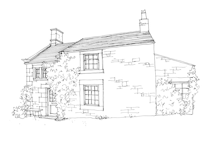 Derbyshire Country Cottage. The Cottage, Wensley