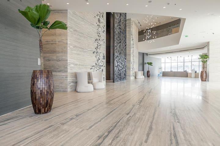 Luxury studio apartment in D1 tower - Dubai - Lägenhet