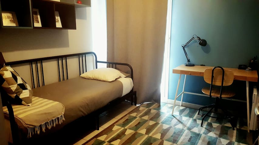 Chambre Bertrandon - Marseille - Apartment