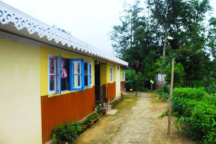 Kanchan View Homestay - Couple Room