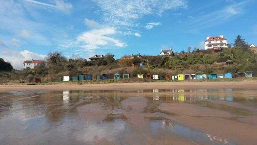 The Beacon, St Abbs, coastal self catering home