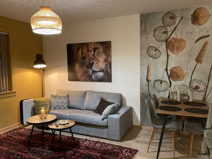 The Lion, Luxury Apartment. Self check-in.
