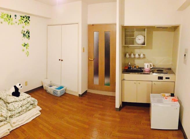 O01.Cheap accommodation in Okayama! #902