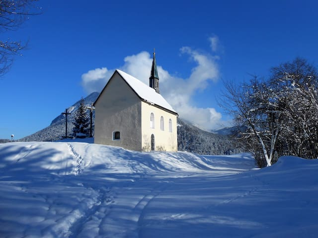 Cheap Home Holidays in Garmisch & Eschenlohe!
