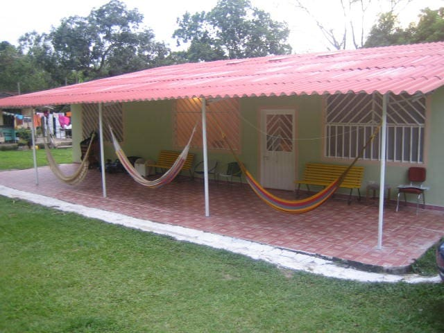 Hermosa finca en Viotá Cundinamarca - Viotá
