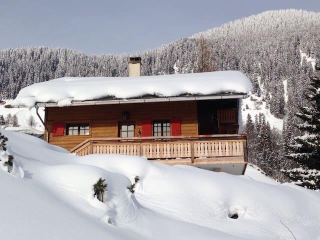 Chalet Alps Villars-Gryon-les Diablerets