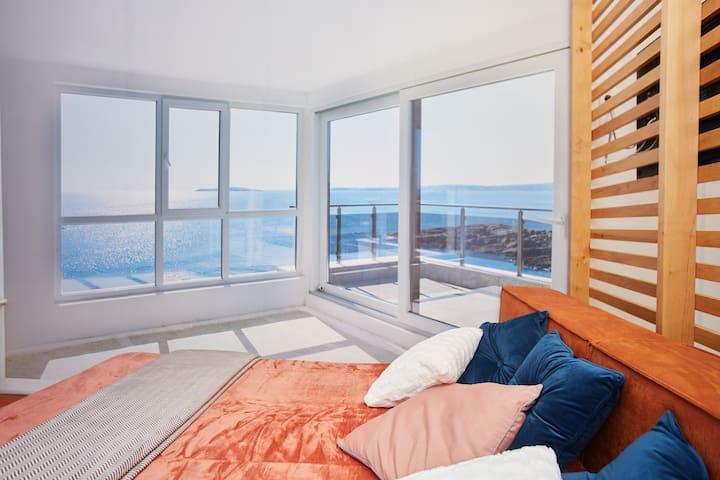 Arkadia Palace SEA VIEW Apartment