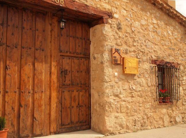 La Casa de las Azas - Casla - House