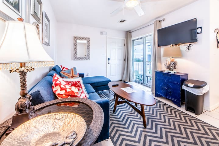 ☀️The Starfish-2BR-30A☀️Seagrove Beach- Sep 28 to 30 $467 Total! Ground Floor!