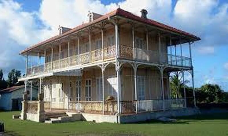 La maison coloniale de Zévallos