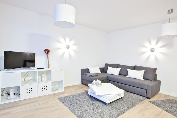 Modernes neues Appartement in HANDSCHUHSHEIM - Heidelberg - Ev