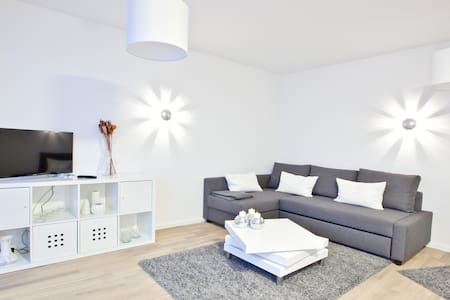 Modernes neues Appartement in HANDSCHUHSHEIM - Heidelberg