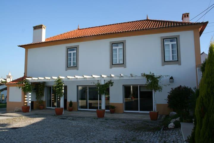 A Casa de Eixo