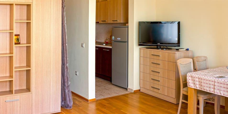 Deluxe Maxi Studio with one bedroom