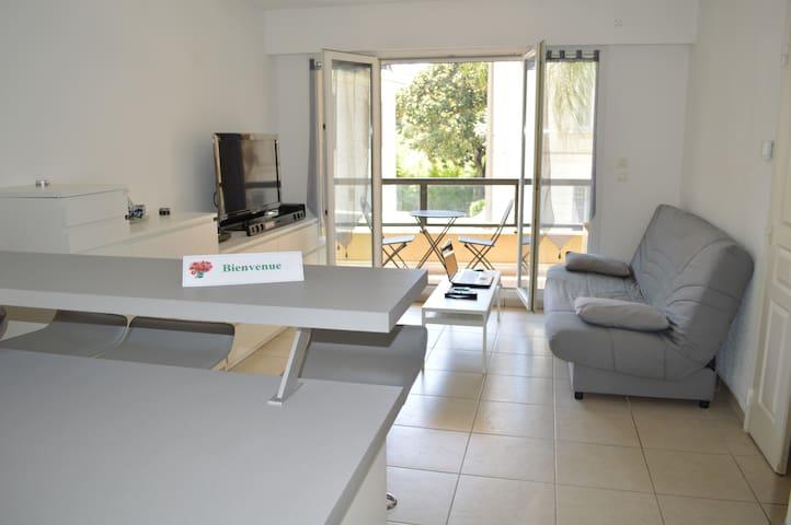 appartement 2 pièces centre de Cannes