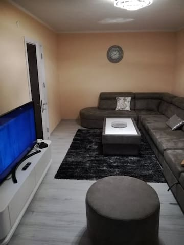 Fully equiped flat in Skopje