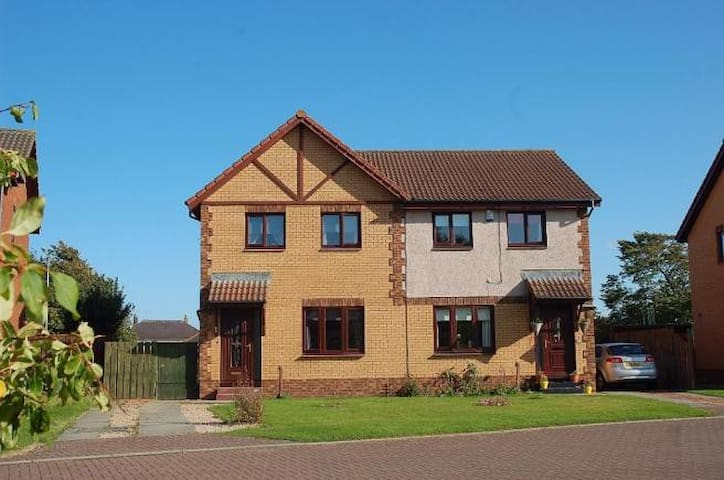 3 BEDROOM HOUSE FOR TROON OPEN GOLF - Ayr