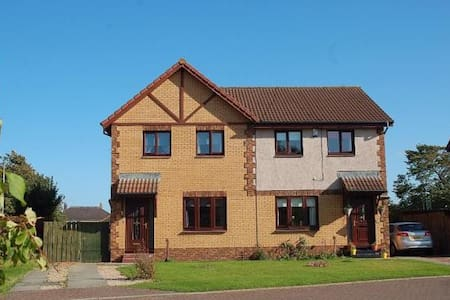 3 BEDROOM HOUSE FOR TROON OPEN GOLF - Ayr - House