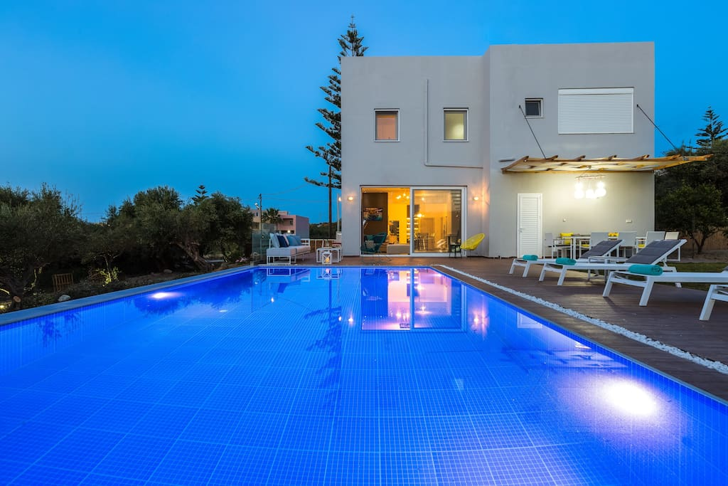 50 Square meters swimming pool