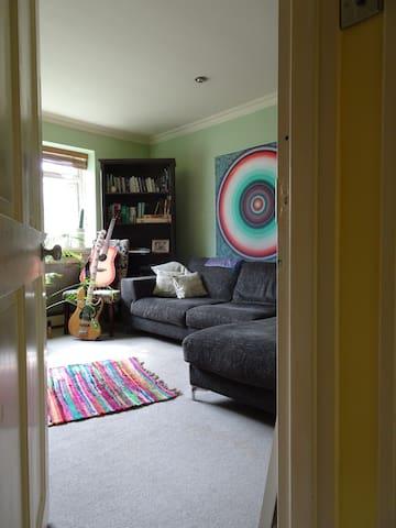 Nice apartment, outskirts of city centre - Salford - Daire