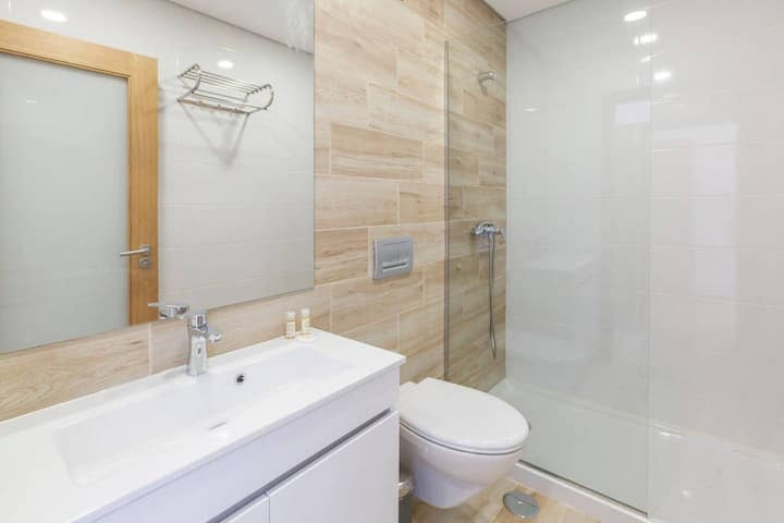 Central Suites 3 - Quarto privado 6