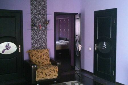 3 rooms at TS-5 - Tashkent - Квартира