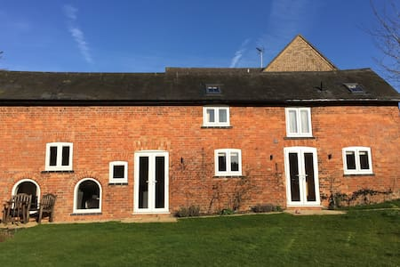 The Old Bakery Barn - Eastcote - Bed & Breakfast