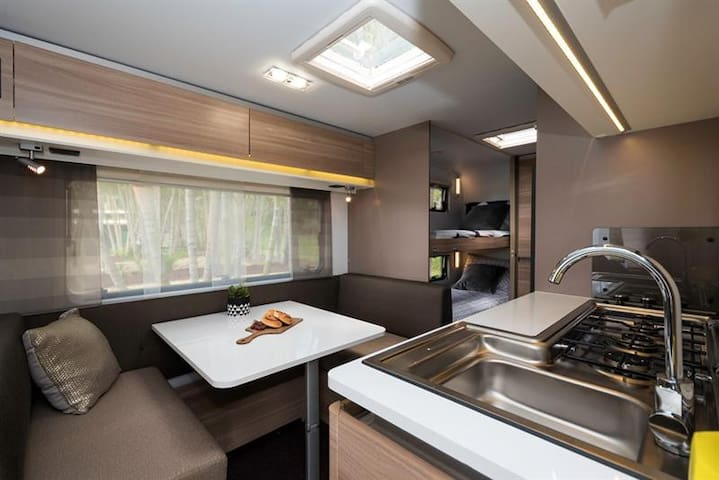 The Luxury Caravan