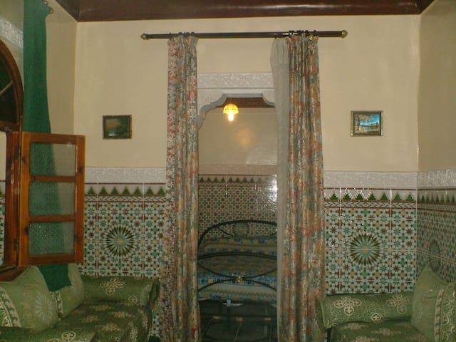 SUITE ABEL RIAD KARMEL - Marakeş - Ev