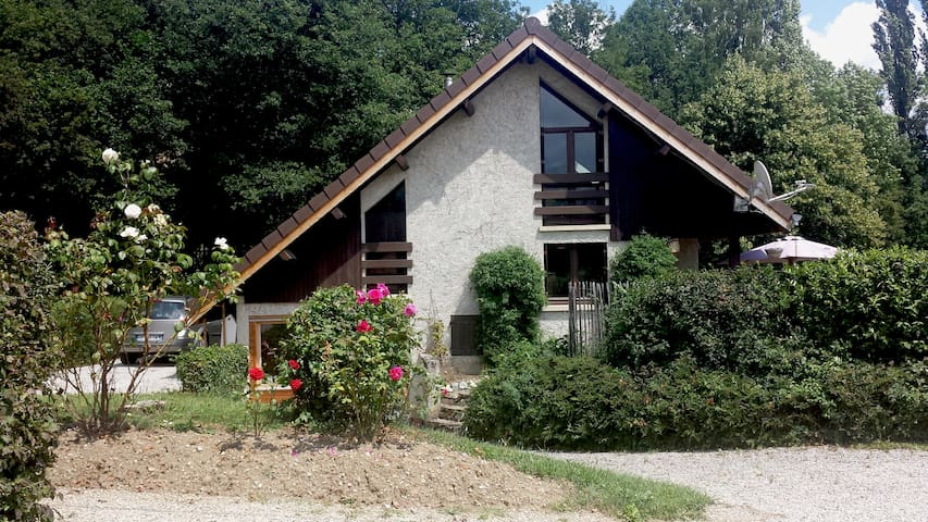 HOUSE 120m2  IN MOUNTAINS, TRIEVES, SOUTH GRENOBLE - Roissard - House