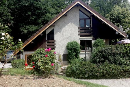 HOUSE 120m2  IN MOUNTAINS, TRIEVES, SOUTH GRENOBLE - Roissard