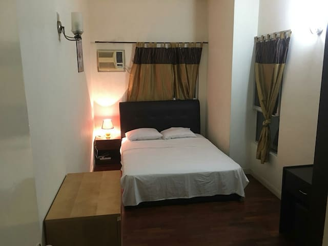 Large private room, just minutes from city center