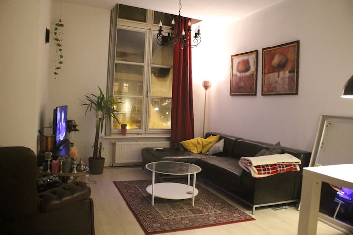 Full furnished Apartment in historic centre Leiden - Leiden - Apartament