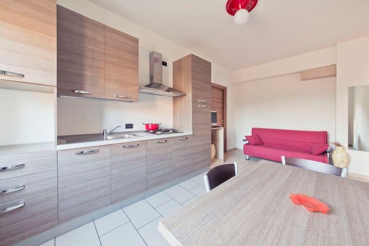 Bilocale Family - Schiavonea - 飯店式公寓