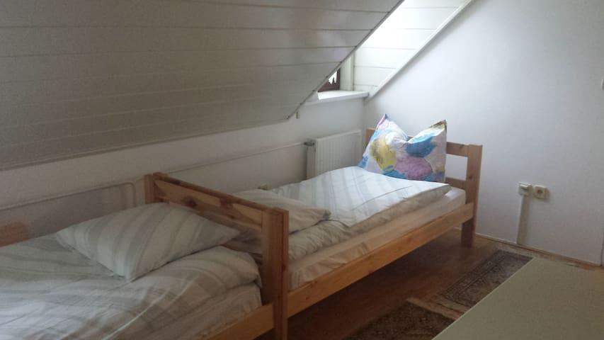 Milka's private room - Ljubljana - Byt