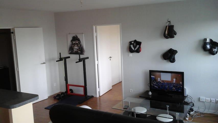 50m2 en centre ville - Limoges - Apartment