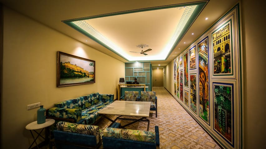 Heart Of Jaipur- Private Home Stay