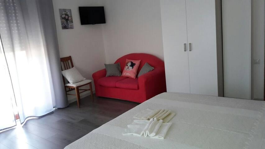 Suite per famiglie 5- 6 posti letto