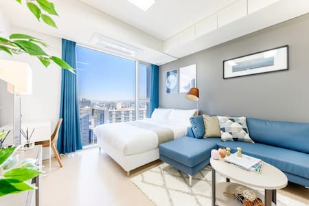 #6 Clean & cozy room right next to Gangnam Station