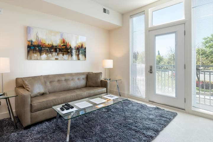 Deluxe 1BR | Free WiFi & Parking | North San Jose
