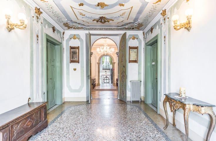 Villa De Rubeis-Florit , Tarcento