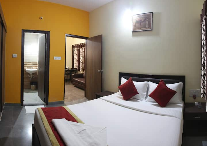 Tranzotel Transit Stay Just 8 Kms from BLR Airport